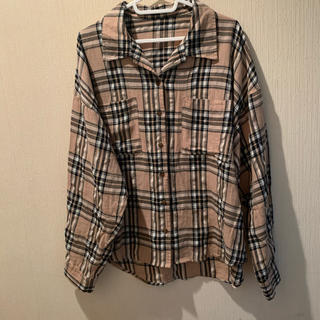 WEGO - チェックシャツ