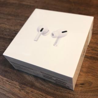 アップル(Apple)の24時間以内発送 AirPods Pro エアポッズプロ ワイヤレスイヤホン(ヘッドフォン/イヤフォン)