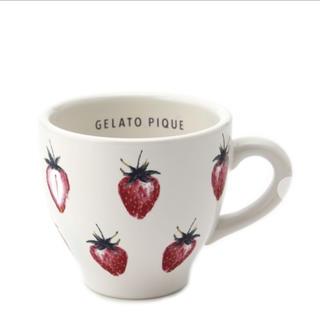 ジェラートピケ(gelato pique)のgelato pique(ジェラートピケ)ストロベリーマグカップ(グラス/カップ)