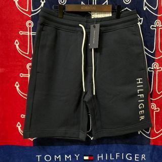 トミーヒルフィガー(TOMMY HILFIGER)の専用 スウェット ハーフパンツ +ポケット トリコロールライン Tシャツ(スウェット)
