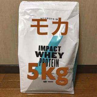 MYPROTEIN - マイプロテイン モカ 5kg