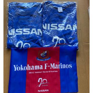 横浜F•マリノス Tシャツ&フラッグ(記念品/関連グッズ)