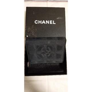 シャネル(CHANEL)のCHANEL(シャネル)三つ折り財布・今限定価格!(財布)