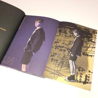 straykids yellowwood 表紙 I.N アイエン CD アルバム(K-POP/アジア)