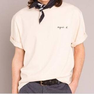 agnes b. - 新品・未使用!【アニエスベー/ロゴT】JEJ3 TS Tシャツ(アイボリー/4)