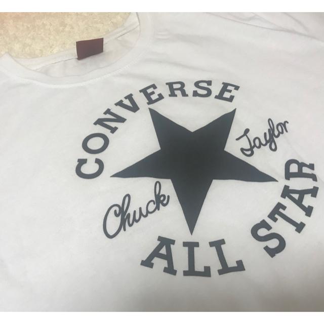 CONVERSE(コンバース)のconverse / Tシャツ レディースのトップス(Tシャツ(半袖/袖なし))の商品写真