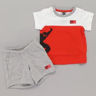 アディダス(adidas)のadidas アディダス MARVEL セットアップ(Tシャツ)