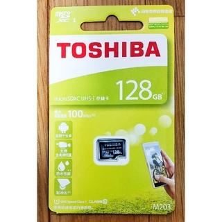 東芝 - マイクロSDカード128GB 100MB/s 東芝 TOSHIBA