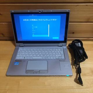 パナソニック(Panasonic)のPanasonic Let's Note AX2(ノートPC)