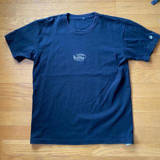 アタッチメント(ATTACHIMENT)のTシャツ 黒 Attachment ピクサー ディズニー トイストーリー(Tシャツ/カットソー(半袖/袖なし))