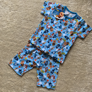 アンパンマン(アンパンマン)のアンパンマン 半袖 パジャマ 90(パジャマ)