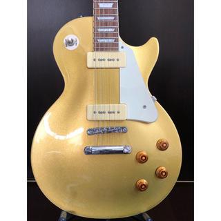エピフォン(Epiphone)のエピフォン レスポール56  ゴールドトップ P90タイプ(エレキギター)