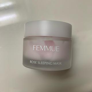 Cosme Kitchen - 【FEMMUE】 ファミュ ローズウォータースリーピングマスク