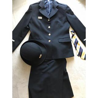 女性消防☆式服☆制服一式☆帽子+階級章セット(個人装備)