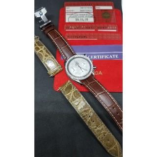 オメガ(OMEGA)のOMEGA オメガ スピードマスター ダイヤベゼル(腕時計(アナログ))
