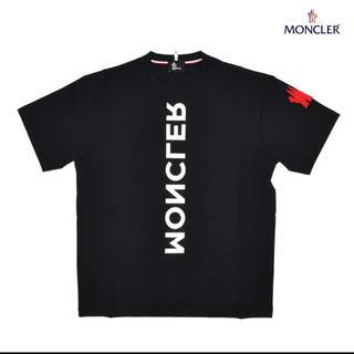 MONCLER - 美品 本物 モンクレール MONCLER ★ Tシャツ 黒 サイズM