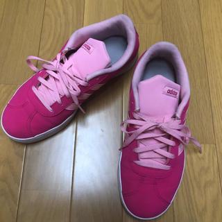 adidas - アディダス スニーカー  ピンク