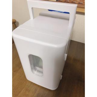 冷温庫 8L ポータブル 保冷庫 温冷庫 ミニ保冷温庫 1台2役 アウトドア (冷蔵庫)