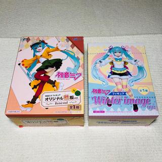 TAITO - 【2点セット】初音ミク フィギュア