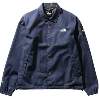 THE NORTH FACE - the north face denim coach jacket