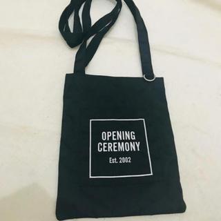 OPENING CEREMONY - オープニングセレモニーBAG❤︎