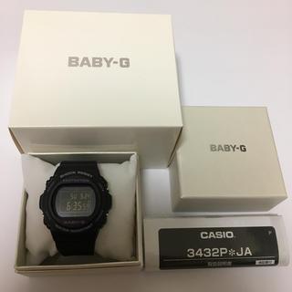 ベビージー(Baby-G)のCASIO baby-G 電波ソーラーBGD-5700-1JF  (腕時計)