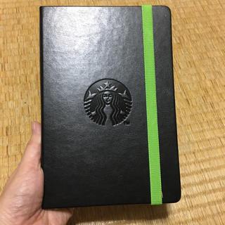 スターバックスコーヒー(Starbucks Coffee)の【美品】Starbucks スターバックス ノート(アイドルグッズ)