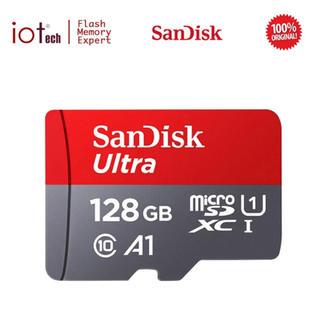 SanDisk - マイクロSDカード128GB