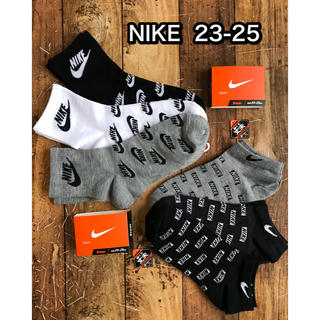 NIKE - NIKE レディース靴下  6足セット  23−25