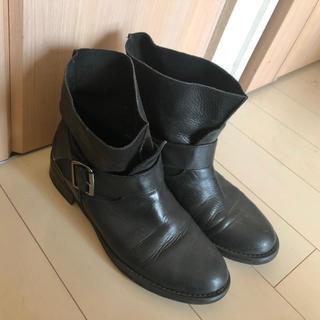 アルカリ(alcali)のmie scarpe  エンジニアブーツ(ブーツ)