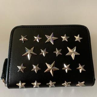 JIMMY CHOO - ジミーチュウ風 コンパクト財布