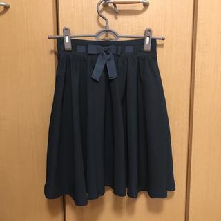 Ank Rouge - アンクルージュ リボンスカート