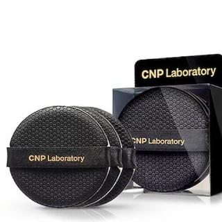 チャアンドパク(CNP)のチャアンドパク   新品未使用  クリーンパフ  3個入り(パフ・スポンジ)