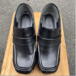 EMODA - EMODA 厚底ローファー靴