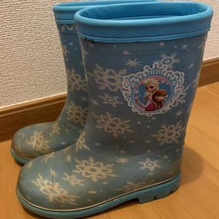 ディズニー(Disney)のアナ雪 長靴 18.0cm(長靴/レインシューズ)