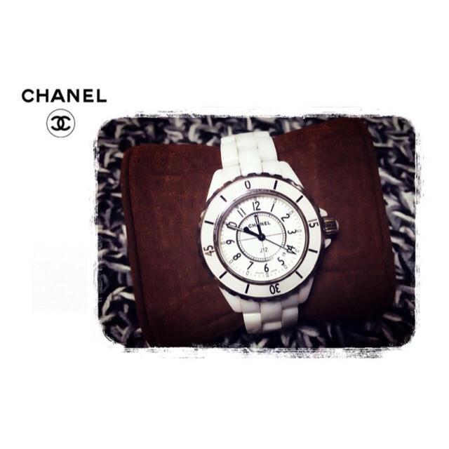 CHANEL(シャネル)のシャネル♡J12 H0968 レディースのレディース その他(その他)の商品写真