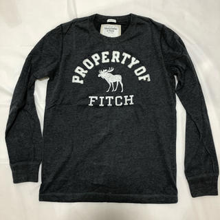 アバクロンビーアンドフィッチ(Abercrombie&Fitch)の【新品未使用】Abercrombie&Fitch ロンT(Tシャツ/カットソー(七分/長袖))