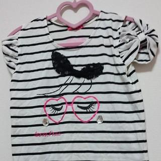 インナープレス(INNER PRESS)のINNER PRESS Tシャツ(Tシャツ/カットソー)