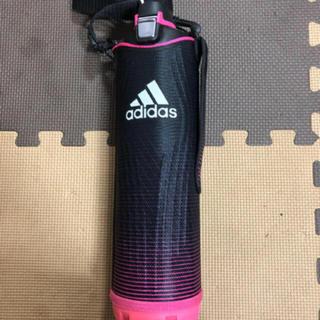 新品 アディダス ステンレスボトル 水筒 1.5L ピンク(水筒)