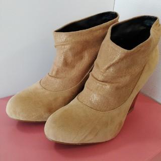 AU BANNISTER - bannister  ブーツ