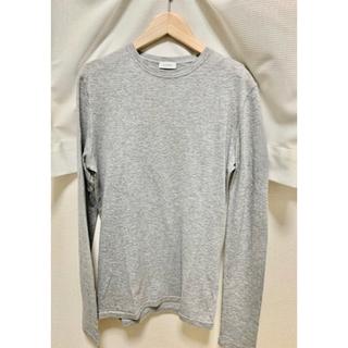 ジルサンダー(Jil Sander)のジルサンダー メンズ薄手コットンニット(Tシャツ/カットソー(半袖/袖なし))