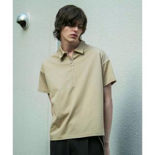 ファクトタム(FACTOTUM)のFACTOTUM 圧縮ハイゲージコットンリングポロシャツ(Tシャツ/カットソー(半袖/袖なし))