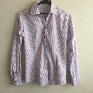 アオヤマ(青山)のBRICK HOUSE ♡ ストライプシャツ(シャツ/ブラウス(長袖/七分))