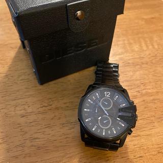 ディーゼル(DIESEL)のディーゼル クロノグラフ腕時計 DZ4180(腕時計(アナログ))