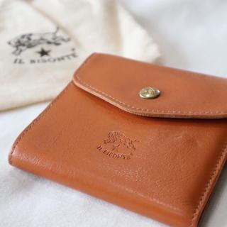 IL BISONTE - イルビゾンテ 二つ折り 財布