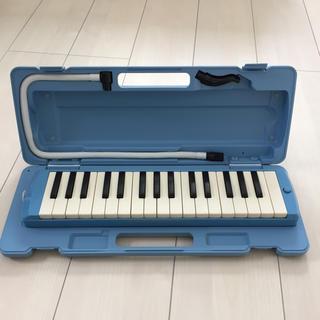 ヤマハ(ヤマハ)の鍵盤ハーモニカ ヤマハピアニカ ブルー(その他)