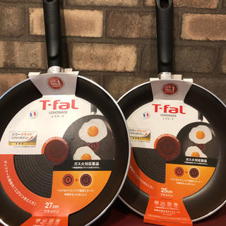 ティファール(T-fal)のティファール フライパン 新品(鍋/フライパン)