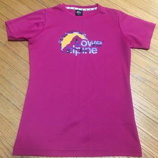 ロウアルパイン(Lowe Alpine)のLowe Alpine Tシャツ(Tシャツ(半袖/袖なし))