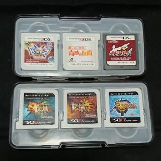 ニンテンドー3DS(ニンテンドー3DS)のニンテンドー3DSソフト まとめ売り(家庭用ゲームソフト)
