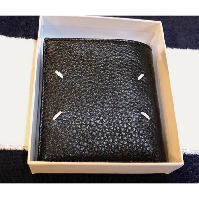 Maison Martin Margiela(マルタンマルジェラ)のMaison Margiela 20ss グレインレザー 財布 メンズのファッション小物(折り財布)の商品写真